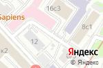 Схема проезда до компании Стоманторг в Москве