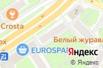 Схема проезда до компании Бинооптика в Москве