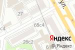 Схема проезда до компании DayFlowers в Москве