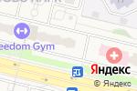 Схема проезда до компании Дом быта в Бутово