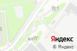 Схема проезда до компании АЗС Газпромнефть в Москве