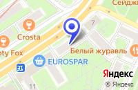 Схема проезда до компании ПАРФЮМЕРНЫЙ МАГАЗИН МОНА в Москве
