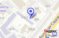 Схема проезда до компании БАГЕТНАЯ МАСТЕРСКАЯ МЭДЖИК АРТ в Москве