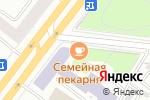 Схема проезда до компании АСТРИС в Москве