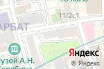 Схема проезда до компании Амбарчик в Москве