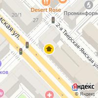 Световой день по адресу Россия, Москва и Московская область, Москва, 1-я Тверская-Ямская улица, 18