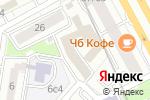 Схема проезда до компании Синяя птица в Москве