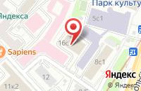 Схема проезда до компании Брис Полиграф в Москве