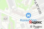Схема проезда до компании Дом быта на Высоковольтном проезде в Москве