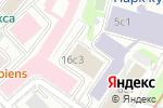 Схема проезда до компании ICONBRIDE в Москве