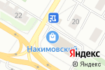 Схема проезда до компании Магазин сухофруктов в Москве