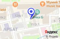 Схема проезда до компании АДМИНИСТРАТИВНЫХ И ЖИЛЫХ ДОМОВ ПО ЭКСПЛУАТАЦИИ ВЫСОТНЫХ в Москве