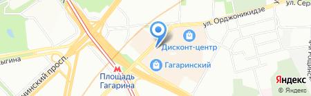 Жи есть на карте Москвы