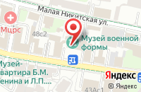 Схема проезда до компании Медиапаб в Москве