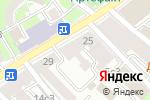 Схема проезда до компании Lisse в Москве