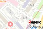 Схема проезда до компании Киоск по продаже хлебобулочных изделий в Москве