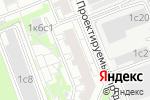 Схема проезда до компании Металлургическая Промышленная Компания в Москве