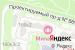 Схема проезда до компании Академия колористики и геометрии Натальи Туниковской в Москве