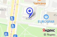 Схема проезда до компании СЕМЕНОВ в Москве