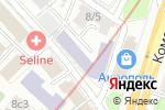 Схема проезда до компании Московский государственный лингвистический университет в Москве