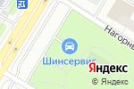 Схема проезда до компании Cabby в Москве