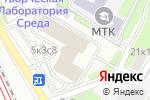 Схема проезда до компании ЛФБ в Москве