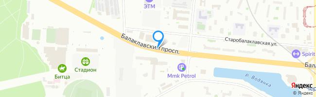 Балаклавский проспект