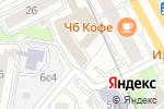 Схема проезда до компании Промо Пейдж в Москве