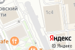 Схема проезда до компании Савеловский Сити в Москве