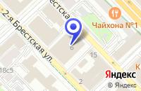 Схема проезда до компании BKT CONSTRUCTION в Москве