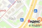 Схема проезда до компании Храм Святителя Николая в Хамовниках в Москве