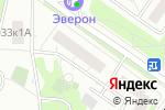 Схема проезда до компании Диатон-сервис в Москве
