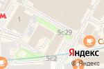 Схема проезда до компании Five Seasons в Москве