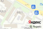 Схема проезда до компании Рона-В в Москве