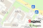 Схема проезда до компании Даис в Москве