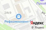 Схема проезда до компании Гидра Фильтр в Москве