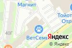 Схема проезда до компании Чайная плантация в Москве