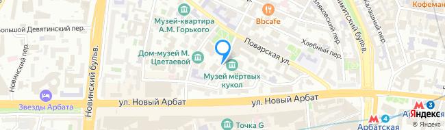 Большой Ржевский переулок