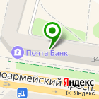 Местоположение компании Archi-T