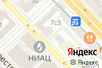 Схема проезда до компании МКИБ Россита-банк в Москве