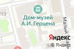 Схема проезда до компании Юридические секреты в Москве
