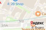 Схема проезда до компании INCREDITECHS в Москве
