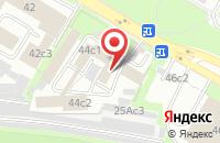 Схема проезда до компании Никс в Москве