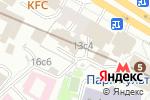 Схема проезда до компании Умелец в Москве