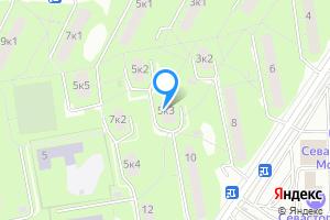 Снять однокомнатную квартиру в Москве ул. Каховка, 5к3