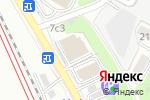 Схема проезда до компании Платеж.RU в Москве