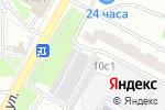 Схема проезда до компании Брянск-1 в Москве