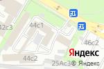 Схема проезда до компании Вендинг в Москве