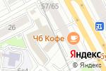 Схема проезда до компании Site ABC в Москве