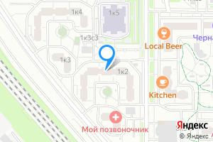 Сдается двухкомнатная квартира в Москве Большая Марфинская ул., 1к2